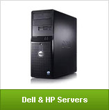 Click to Shop Dell & HP Servers